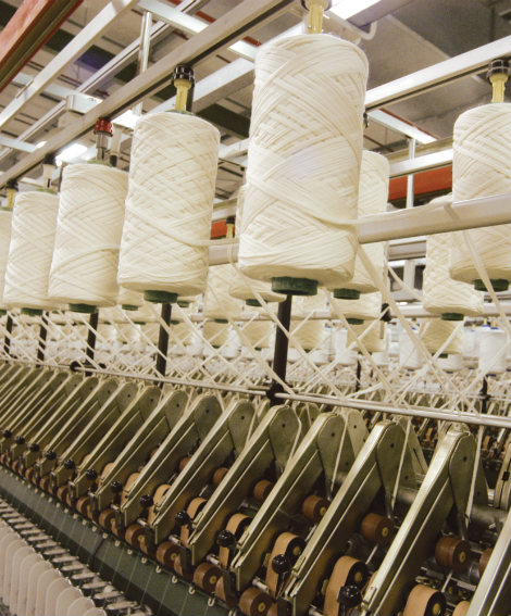 Module 3: Manufacturing wool yarns